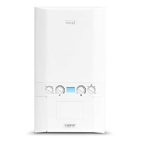 Ideal Logic-Boiler-Installation-Glasgow