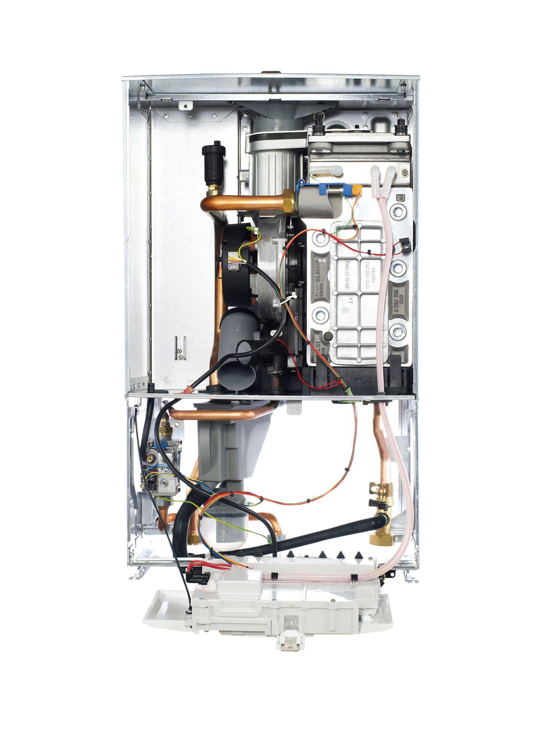 Boiler Repairs - Worcester Greenstar CDi Classic Regular Inside View